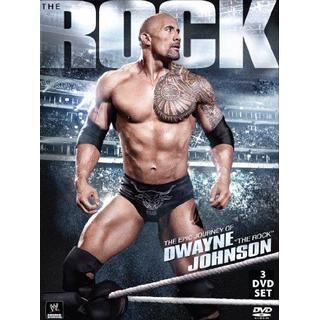"WWE - The Epic Journey Of Dwayne ""The Rock"" Johnson [DVD]"